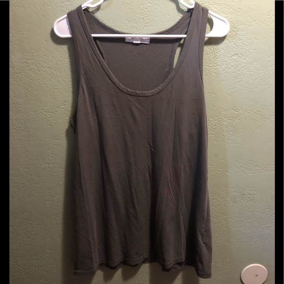 Forever 21 Large Gray tank top